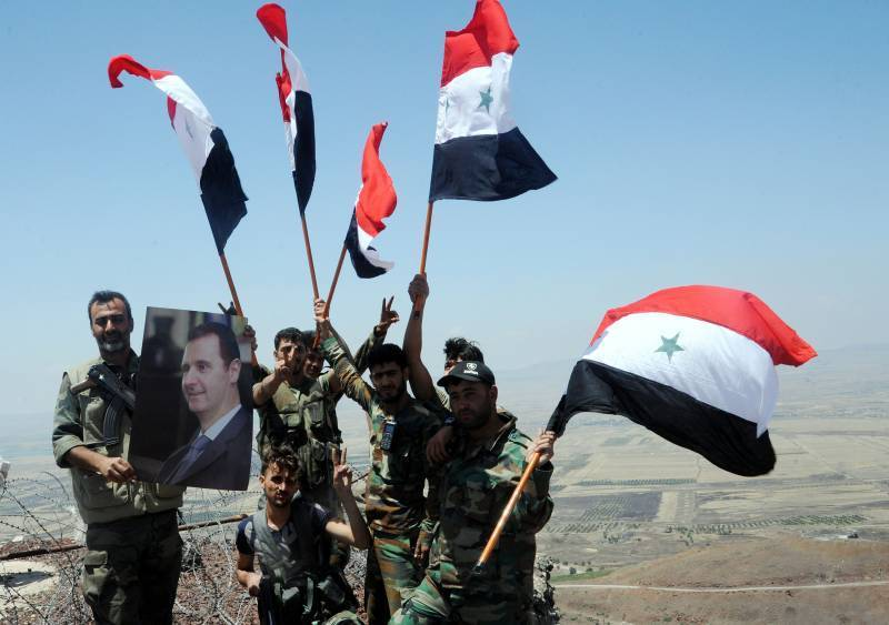 Ситуация в Сирии. Мирные граждане покидают территорию Идлиба