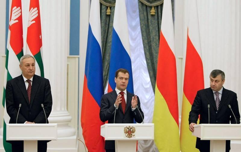 10 лет независимости Абхазии и РЮО. ЛДНР на очереди?