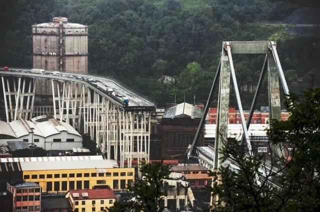 Архитектор Ренцо Пьяно готов бесплатно спроектировать новый мост в Генуе