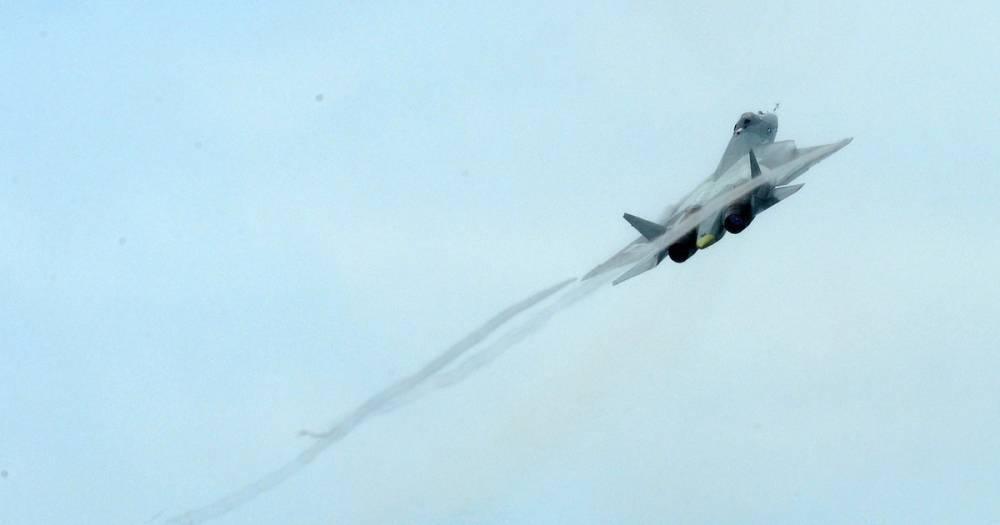 Минобороны: За прошедшую неделю самолёты ВКС РФ пять раз поднимались на перехват