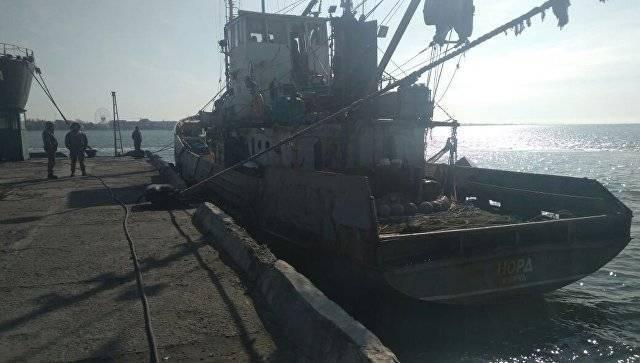 """Украина закрыла дела в отношении моряков судна """"Норд"""""""