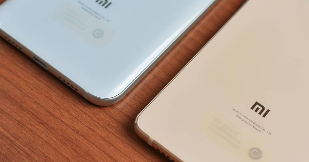 Xiaomi Mi 8X появился на фото