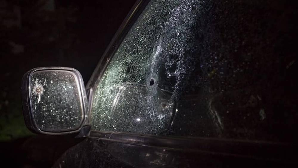 Автомобиль командира «Правого сектора» расстреляли в тылу ВСУ в Донбассе