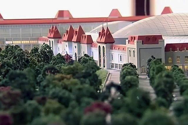 Что будет в парке развлечений «Остров мечты»?