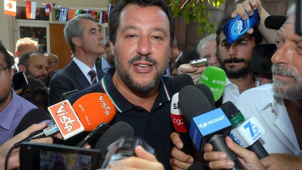 Глава МВД Италии рассказал о бессмысленности санкций против России