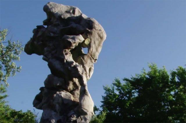 Какие камни украсят новый парк «Хуамин» в Москве?