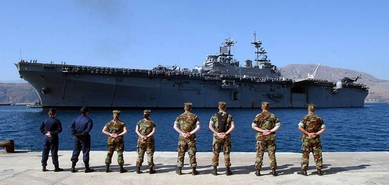 США задумались о военных базах в Греции. В Афинах не возражают
