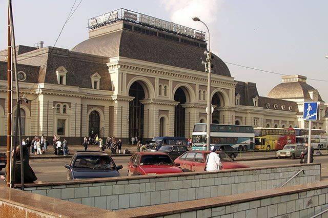 Появится ли в Москве гигантский железнодорожный вокзал?