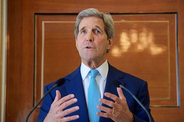 Керри: США знали, что у Сирии оставалась часть химоружия