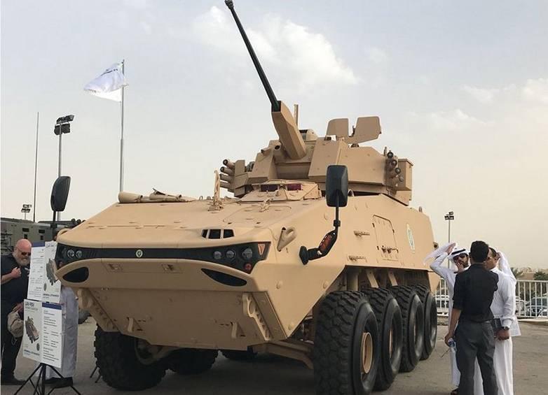 Саудиты сократили количество заказанных в Канаде бронемашин