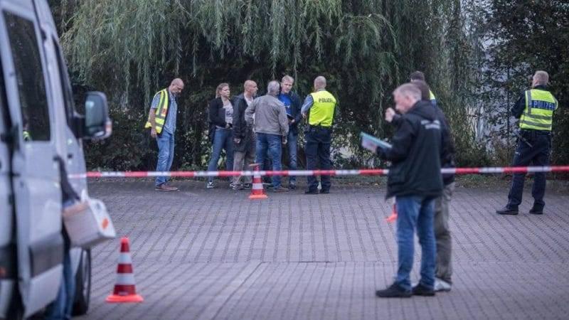 Полиция обнаружила труп проститутки. Задержан сириец