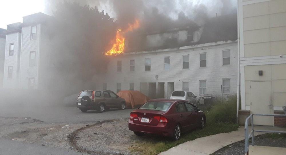 Сразу в нескольких городах США в десятках домов произошли взрывы газа