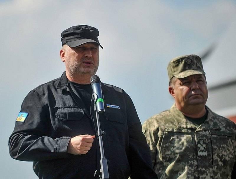 Турчинов: Военно-морской флот Украины имеет тысячелетнюю историю