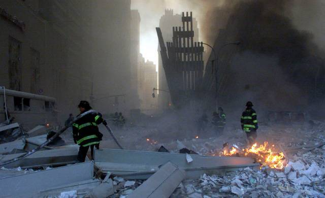 102 минуты борьбы за жизнь:5 книг о трагедии 11 сентября