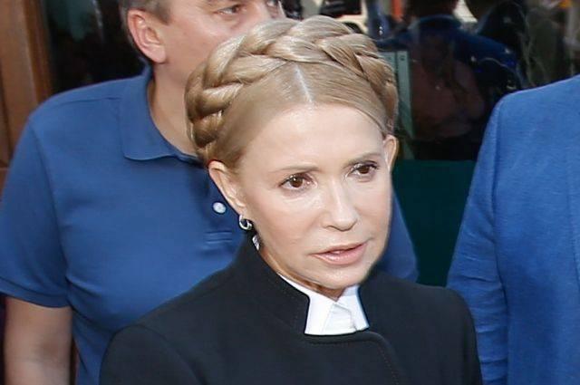 Тимошенко заявила о необходимости новой стратегии мира для Украины