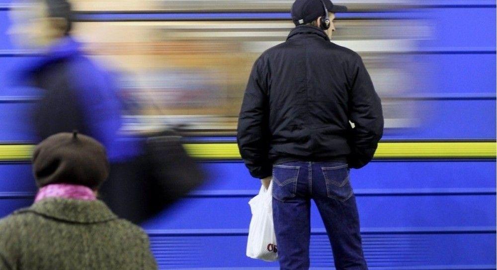 В Харькове из-за пожара в подземном переходе закрыли станцию метро