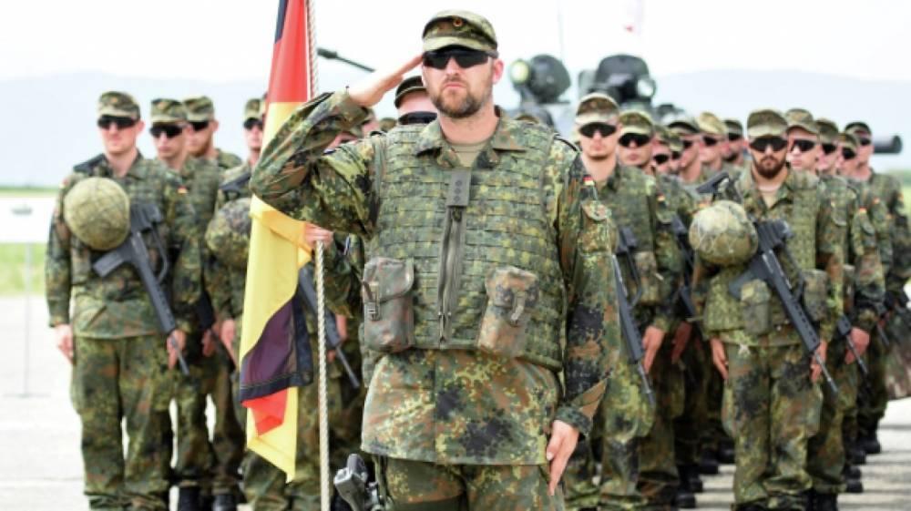 Германия допускает долгосрочное военное присутствие на Ближнем Востоке