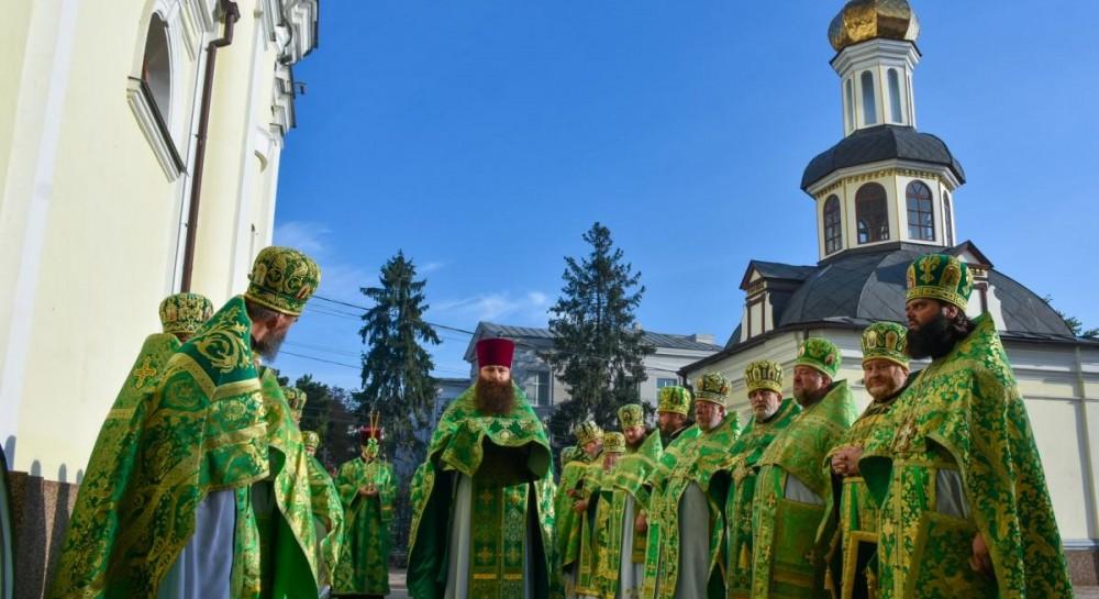 Православные Винниччины отметили день Собора Винницких святых