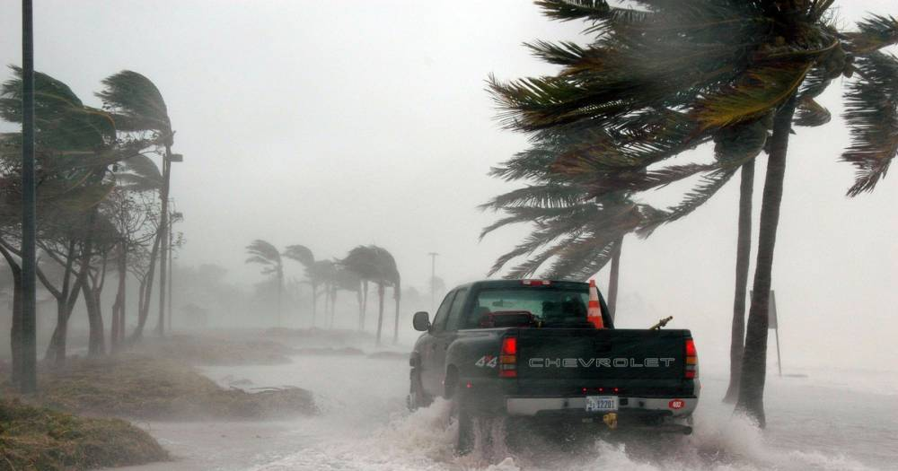 """В США число жертв от урагана """"Флоренс"""" увеличислось до 11 человек"""