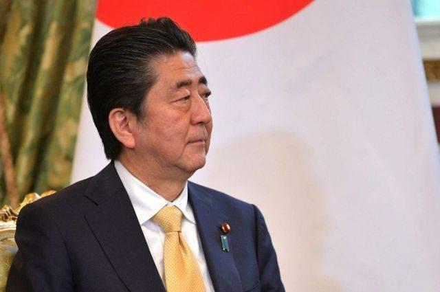Абэ заявил, что напомнил Путину о позиции Токио по территориальному вопросу