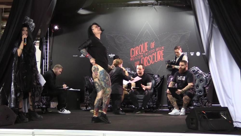 Чистое искусство: четвертая конвенция Tattoo week в Москве. ФАН-ТВ