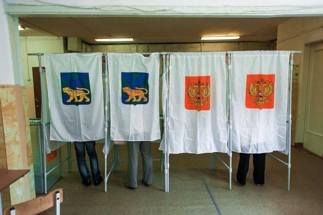 На выборах главы Приморья после подсчета 11,48% бюллетеней лидирует Ищенко