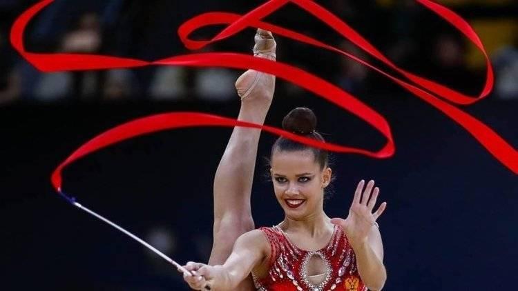 Президент МОК поздравил российских гимнасток с успехом на ЧМ