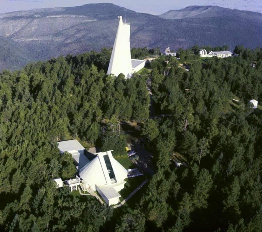 Обсерватория в Нью-Мексико закрыта уже неделю — но не из-за пришельцев. Честно.