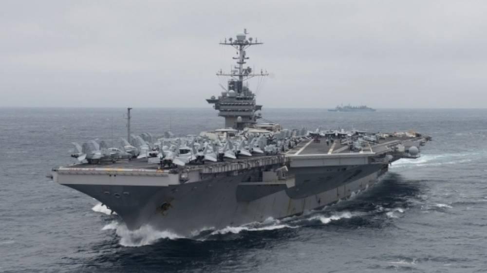 Сирия: боевые корабли НАТО подобрались к берегам САР