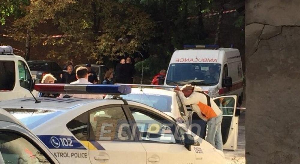 В Киеве бездомный нашел тело новорожденного ребенка
