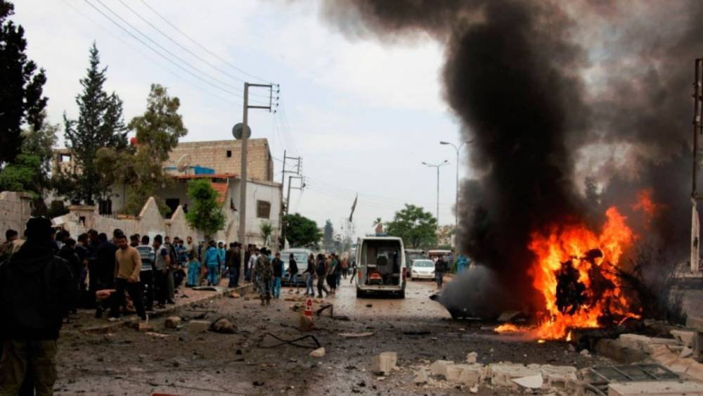 Сирия итоги за сутки на 17 сентября 06.00: при взрыве в Манбидже погибло 11 человек, курды обстреляли мирных жителей Ракки