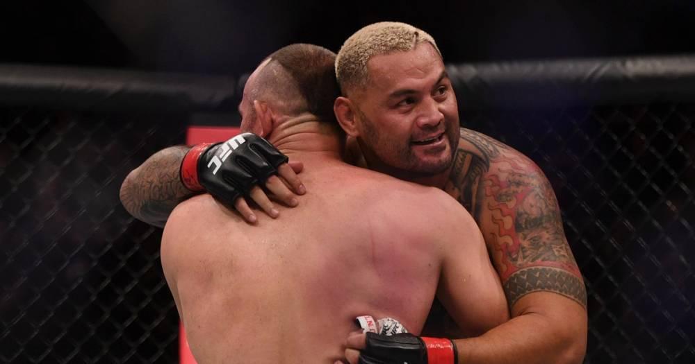 Стали известны гонорары бойцам MMA за участие в турнире UFC в Москве