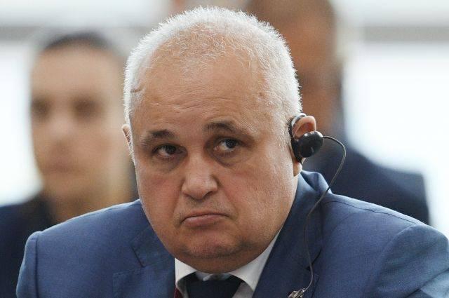 Цивилев вступил в должность губернатора Кемеровской области