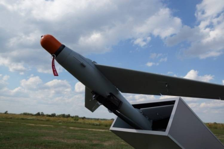 Украина намерена выпускать беспилотники-камикадзе