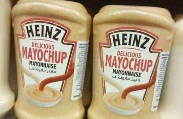 Майочуп? Да, теперь вам не придется смешивать кетчуп с майонезом