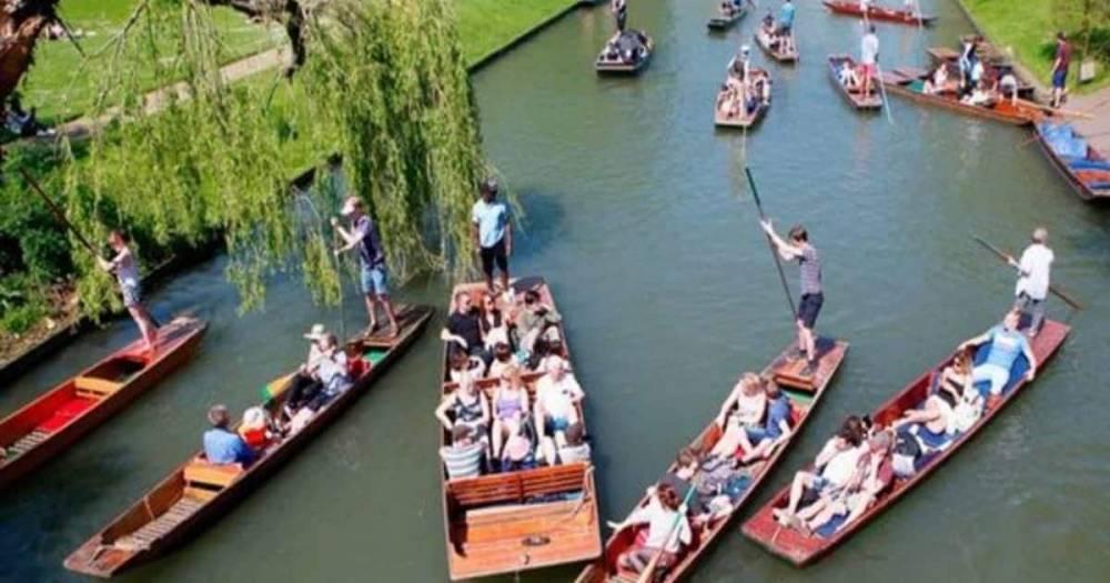 Лодочники рассказали о тайном месте в Кембридже, куда люди ездят вовсе не для красивых пейзажей