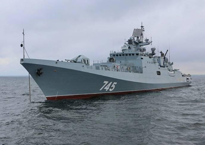 За нацвалюту 4 фрегата: Индия намерена подписать с Россией контракт