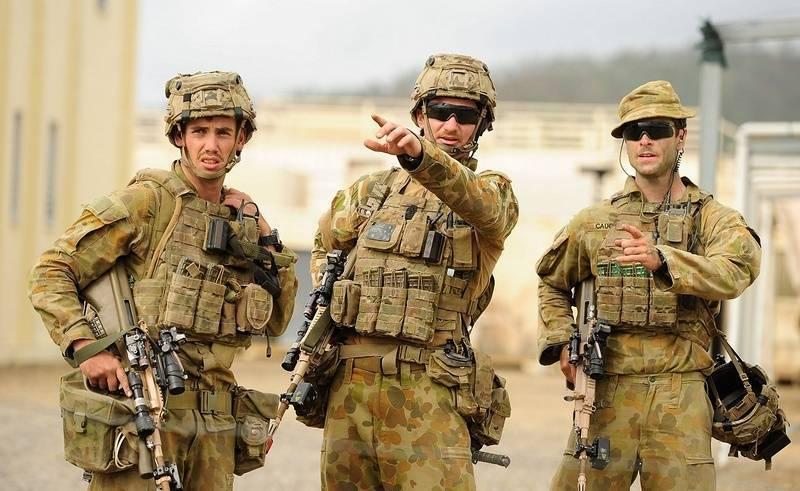Австралия начинает программу замены боевой экипировки военнослужащих