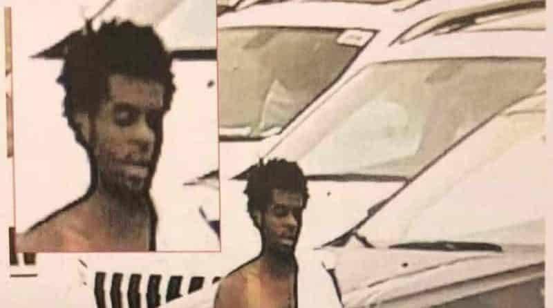 Полиция задержала подозреваемого в поджоге огромного паркинга в Бруклине