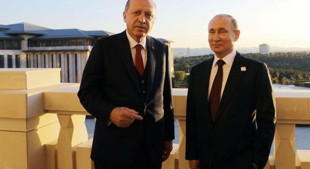 Die Zeit: Путин показал, где предел его власти в Сирии