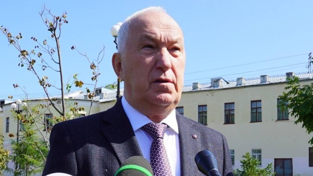 Экс-мэр Хабаровска дал согласие работать в правительстве края