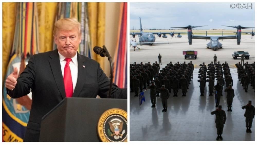 В Госдуме РФ сравнили с оккупацией размещение военной базы США в Польше