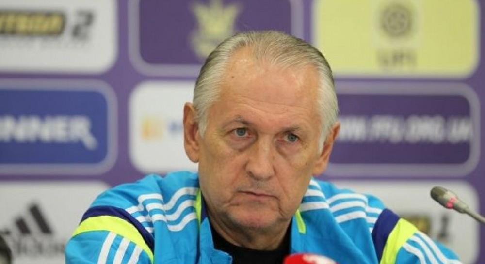 Фоменко про назначение тренером сборной Украины: не было денег, плюс языковой барьер