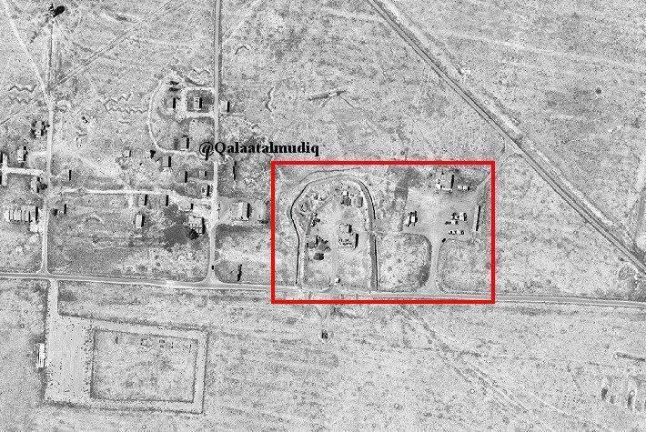 Лишится ли сирийская армия авиабазы Абу-Духур в Идлибе?: фото и иллюстрации