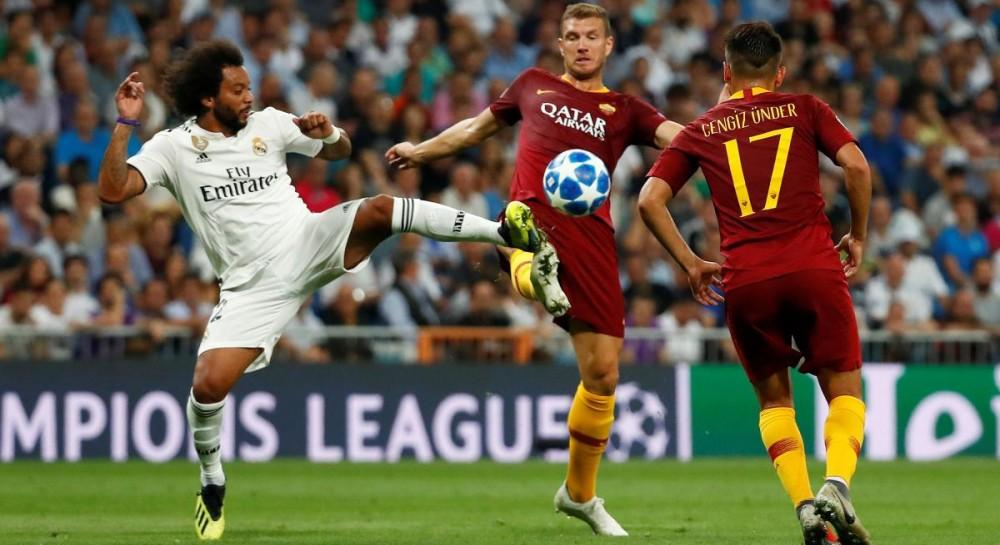 Реал обыграл Рому в центральном матче дня Лиги чемпионов