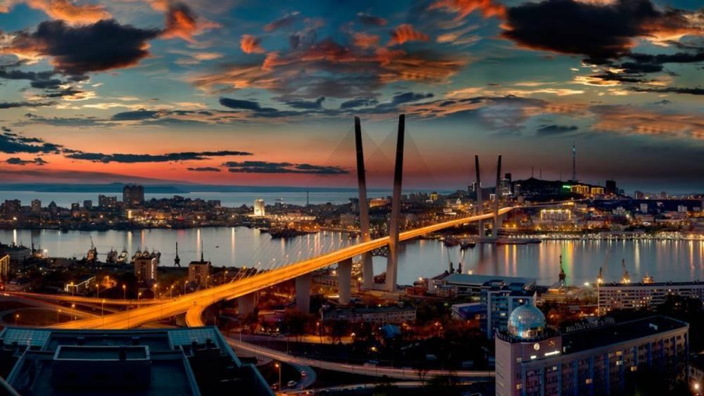 Незаконный объект был демонтирован с площадки у Токаревского маяка во Владивостоке