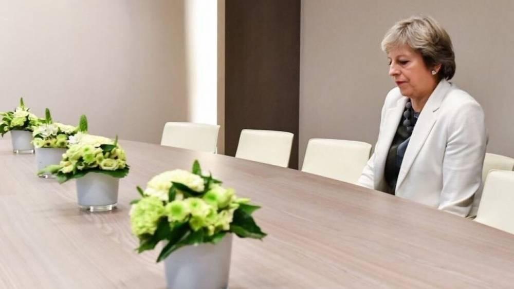 План Мэй по Brexit расколол руководство Евросоюза