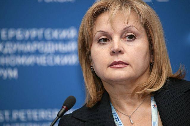 Памфилова эмоционально отреагировала на ситуацию с выборами в Приморье