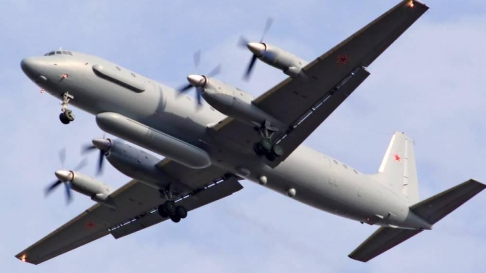 ВМС США готовы оказать помощь России в районе крушения Ил-20