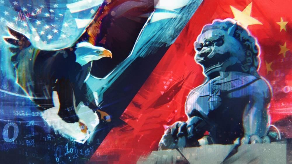 Помпео назвал КНР большей угрозой для США, чем Россия